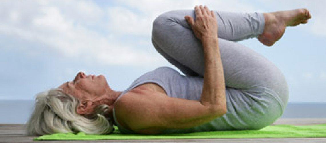 Yoga med djup meditation